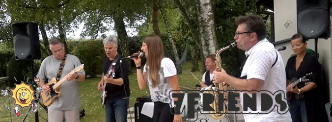 Le 7Friends au Carnaval de Lausanne
