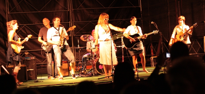 Bouveret 2009 - Premier concert