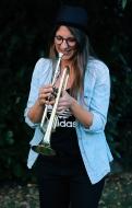 À la trompette