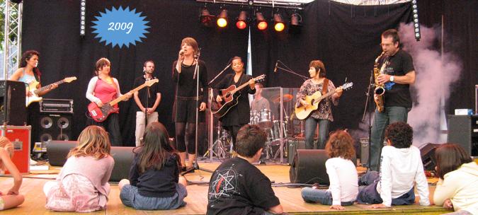 Fête de la musique 2009 - Lausanne